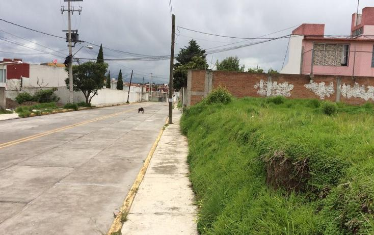 Foto de terreno habitacional en venta en  , san mateo oxtotitlán, toluca, méxico, 1358777 No. 08
