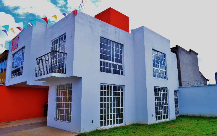 Foto de casa en venta en  , san mateo oxtotitl?n, toluca, m?xico, 1954190 No. 08
