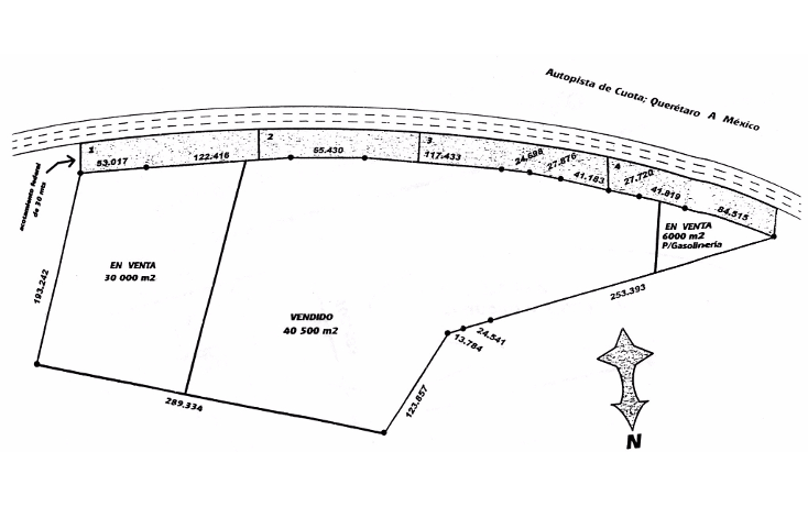 Foto de terreno habitacional en venta en  , san mateo, tepeji del r?o de ocampo, hidalgo, 1074199 No. 02
