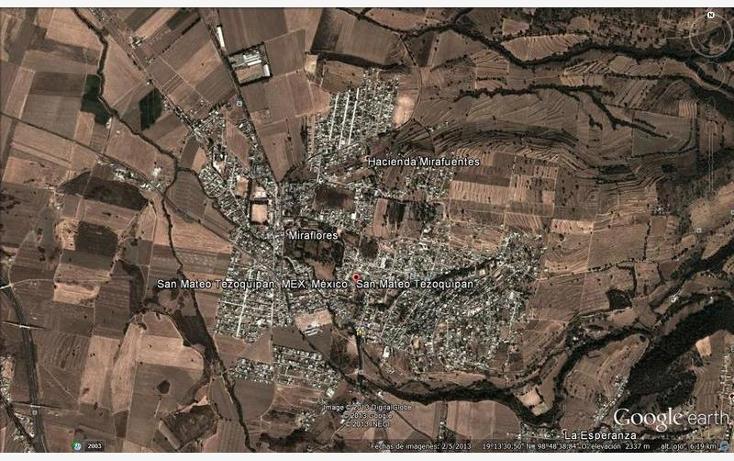 Foto de terreno habitacional en venta en  , san mateo tezoquipan miraflores, chalco, méxico, 1054925 No. 03