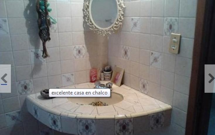 Foto de casa en venta en  , san mateo tezoquipan miraflores, chalco, m?xico, 1237505 No. 06