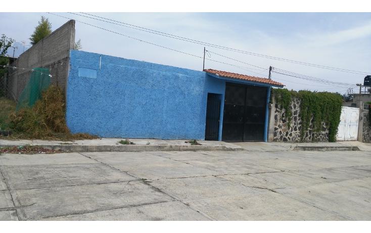 Foto de casa en venta en  , san mateo tezoquipan miraflores, chalco, m?xico, 1877810 No. 01