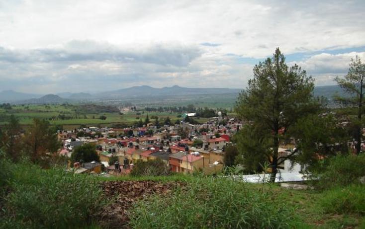 Foto de terreno habitacional en venta en  , san mateo tezoquipan miraflores, chalco, méxico, 717119 No. 01