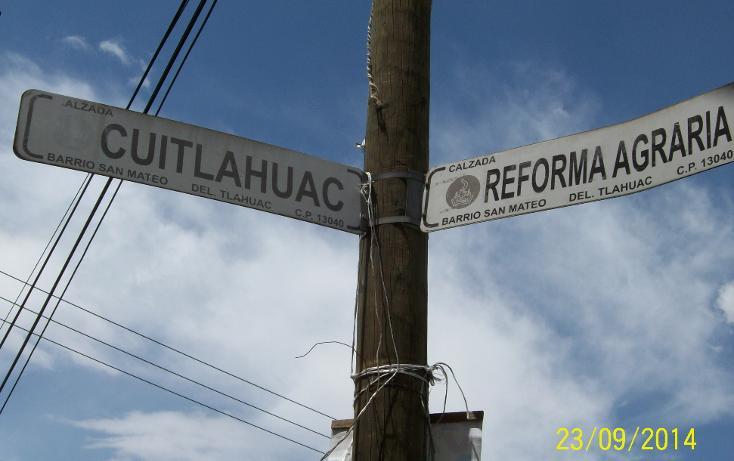 Foto de local en renta en  , san mateo, tláhuac, distrito federal, 1094847 No. 01