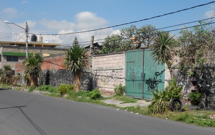 Foto de terreno habitacional en venta en  , san mateo, tl?huac, distrito federal, 2006494 No. 01