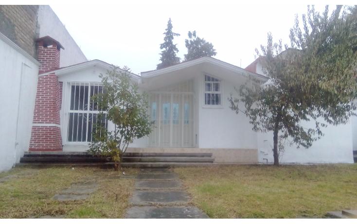 Foto de casa en venta en  , san mateo tlalchichilpan, almoloya de ju?rez, m?xico, 1372683 No. 01