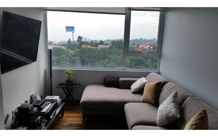 Foto de departamento en venta en  , san mateo tlaltenango, cuajimalpa de morelos, distrito federal, 1392003 No. 03