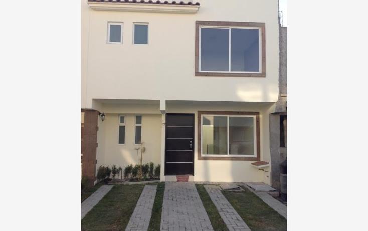Foto de casa en venta en  , san mateo, toluca, méxico, 380301 No. 01