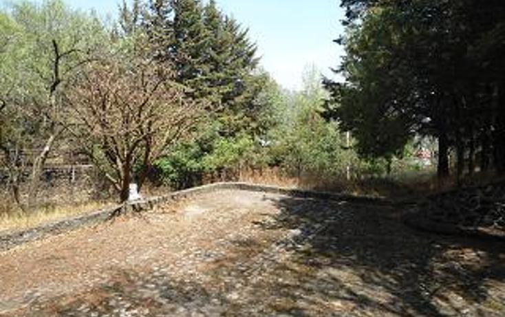 Foto de terreno habitacional en venta en  , san mateo xalpa, xochimilco, distrito federal, 1095671 No. 10