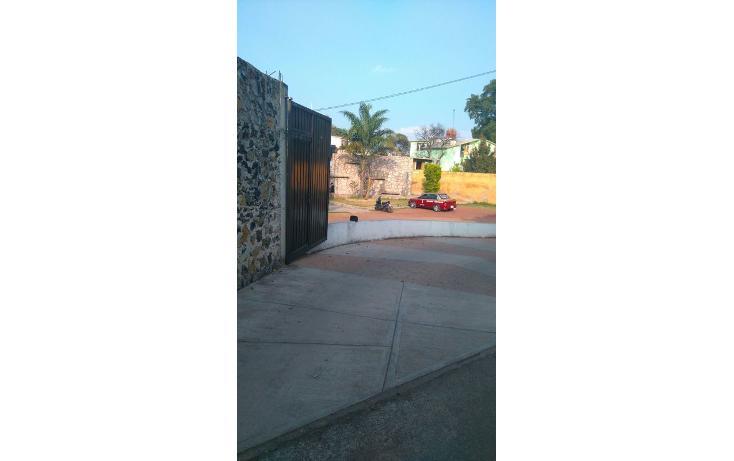 Foto de terreno habitacional en renta en  , san mateo xalpa, xochimilco, distrito federal, 1494201 No. 01