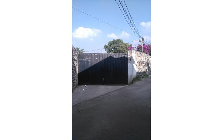 Foto de terreno habitacional en renta en  , san mateo xalpa, xochimilco, distrito federal, 1494201 No. 03
