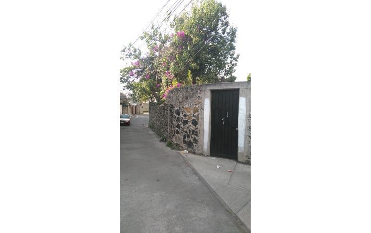 Foto de terreno habitacional en renta en  , san mateo xalpa, xochimilco, distrito federal, 1494201 No. 07