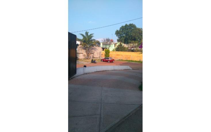 Foto de terreno habitacional en renta en  , san mateo xalpa, xochimilco, distrito federal, 1494201 No. 17