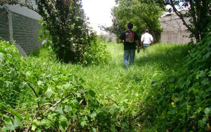 Foto de terreno habitacional en renta en  , san mateo xalpa, xochimilco, distrito federal, 449051 No. 01