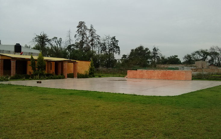 Foto de terreno habitacional en venta en  , san mateo xoloc, tepotzotlán, méxico, 1292705 No. 01