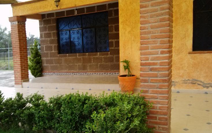 Foto de terreno habitacional en venta en  , san mateo xoloc, tepotzotlán, méxico, 1292705 No. 07