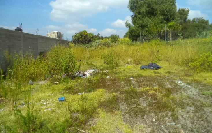 Foto de terreno habitacional en venta en  , san mateo xoloc, tepotzotlán, méxico, 1373917 No. 01