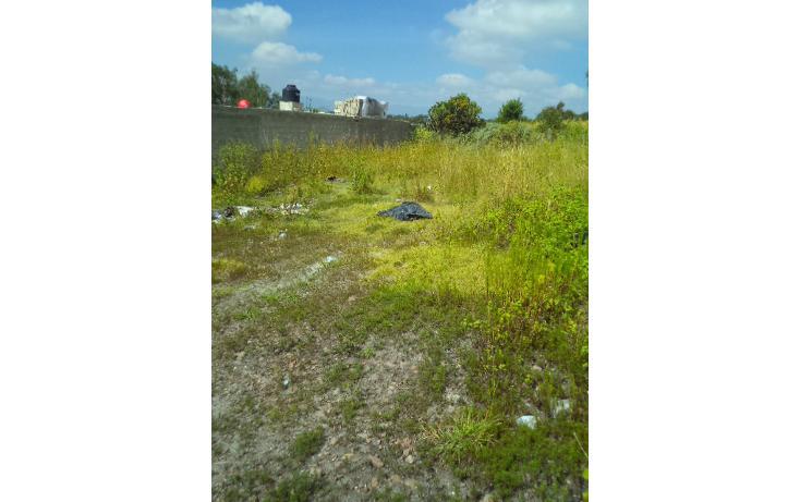 Foto de terreno habitacional en venta en  , san mateo xoloc, tepotzotlán, méxico, 1373917 No. 04
