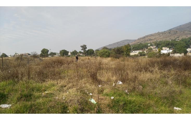 Foto de terreno habitacional en venta en  , san mateo xoloc, tepotzotl?n, m?xico, 1738124 No. 01