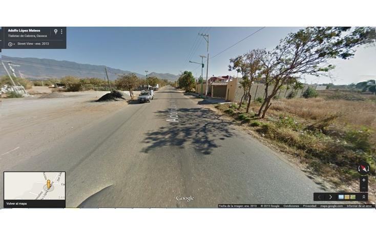 Foto de terreno habitacional en venta en  , san miguel 2a sección, tlalixtac de cabrera, oaxaca, 1157795 No. 02