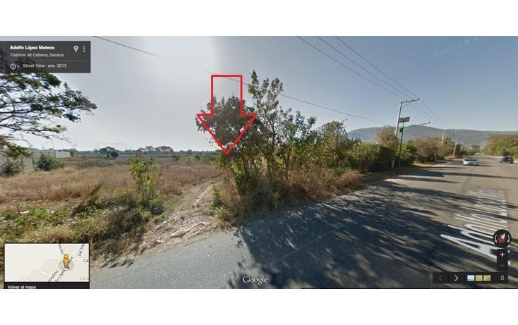 Foto de terreno habitacional en venta en  , san miguel 2a sección, tlalixtac de cabrera, oaxaca, 1157795 No. 03