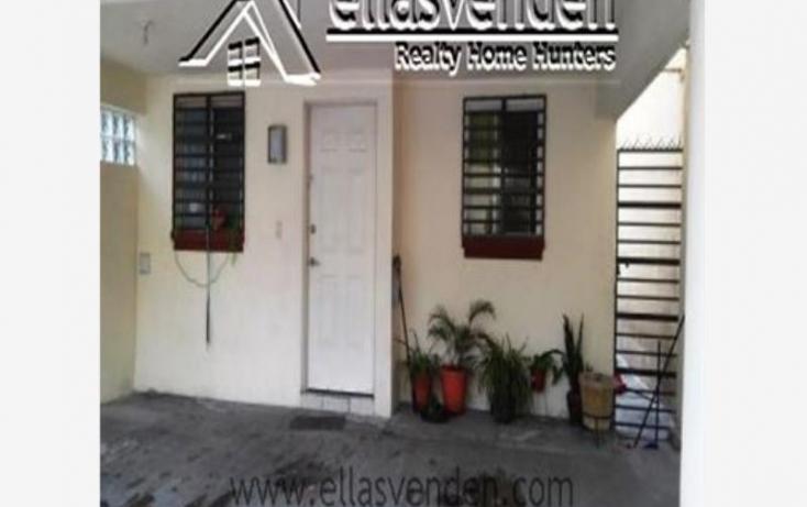 Foto de casa en venta en san miguel 500, vivienda digna, apodaca, nuevo león, 802349 no 01
