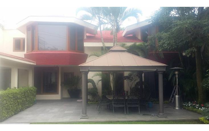 Foto de casa en venta en  , san miguel acapantzingo, cuernavaca, morelos, 1410673 No. 01