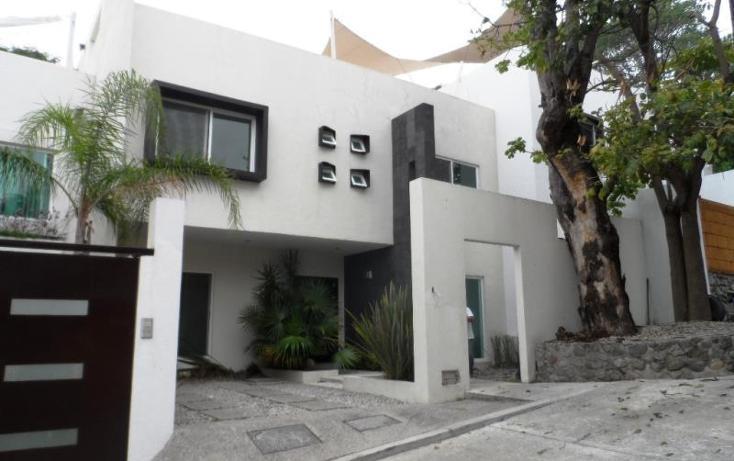 Foto de casa en venta en  , san miguel acapantzingo, cuernavaca, morelos, 1528546 No. 01