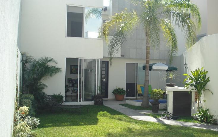 Foto de casa en venta en  , san miguel acapantzingo, cuernavaca, morelos, 1702904 No. 01