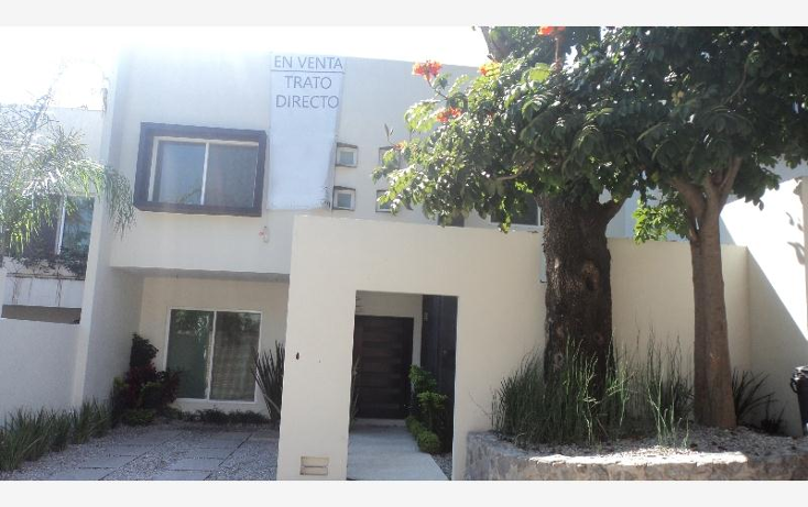 Foto de casa en venta en  , san miguel acapantzingo, cuernavaca, morelos, 398116 No. 01