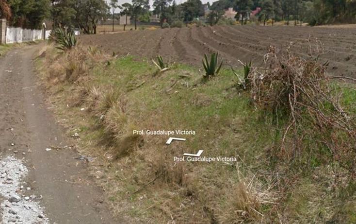Foto de terreno habitacional en venta en  , san miguel ajusco, tlalpan, distrito federal, 3427324 No. 02