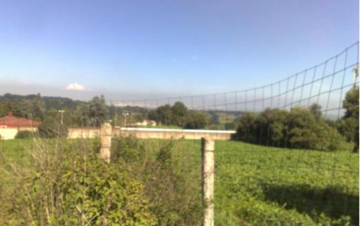 Foto de terreno habitacional en venta en  , san miguel ameyalco, lerma, méxico, 1587950 No. 09