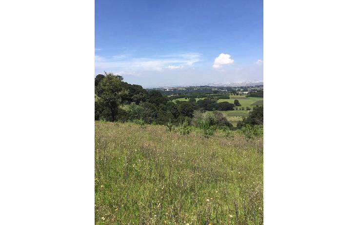 Foto de terreno habitacional en venta en  , san miguel ameyalco, lerma, méxico, 943447 No. 05