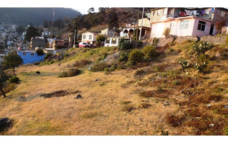 Foto de terreno habitacional en venta en  , san miguel apinahuizco, toluca, méxico, 1143897 No. 01