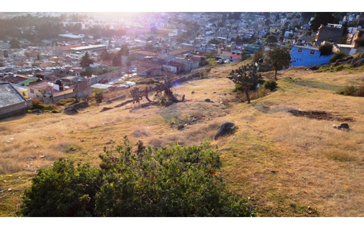 Foto de terreno habitacional en venta en  , san miguel apinahuizco, toluca, méxico, 1143897 No. 02