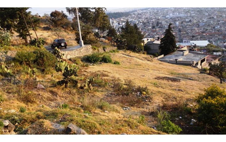 Foto de terreno habitacional en venta en  , san miguel apinahuizco, toluca, méxico, 1143897 No. 04
