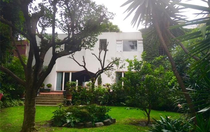 Foto de casa en venta en  , san miguel chapultepec i sección, miguel hidalgo, distrito federal, 1191903 No. 01