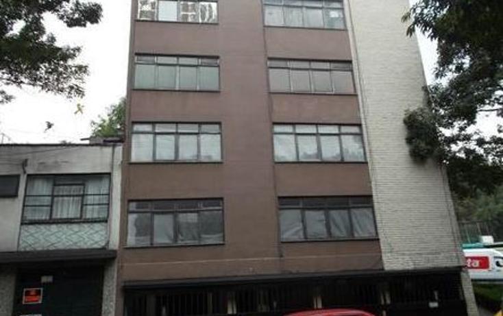 Foto de edificio en renta en  , san miguel chapultepec i sección, miguel hidalgo, distrito federal, 1270273 No. 02