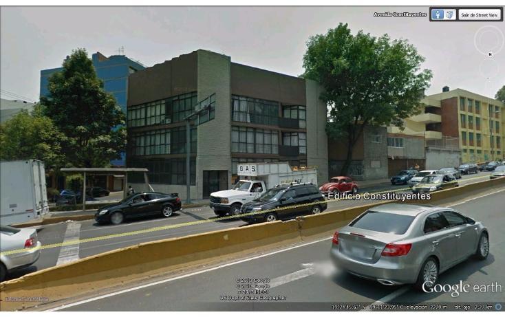 Foto de edificio en renta en  , san miguel chapultepec i sección, miguel hidalgo, distrito federal, 1270273 No. 03
