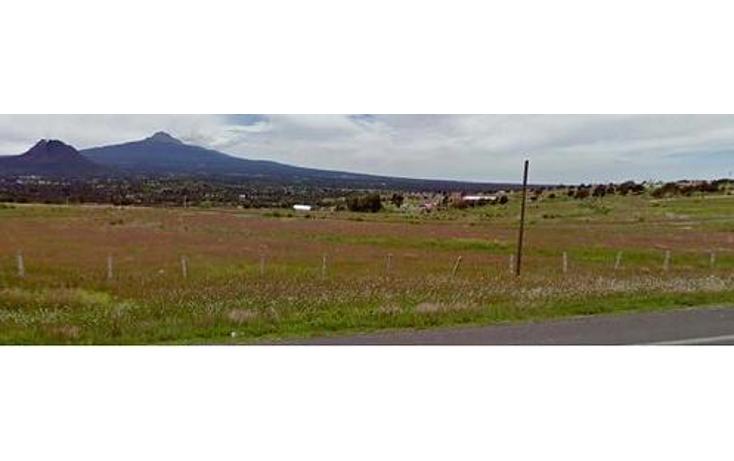 Foto de terreno habitacional en venta en  , san miguel contla, santa cruz tlaxcala, tlaxcala, 1056823 No. 01