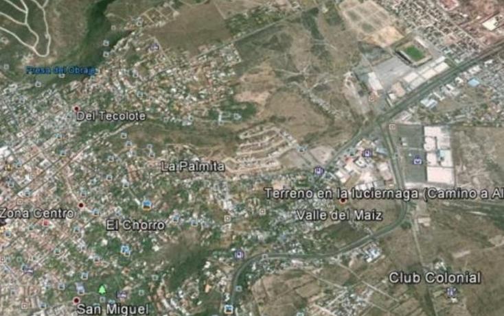 Foto de terreno comercial en venta en  , san miguel de allende centro, san miguel de allende, guanajuato, 1337029 No. 03