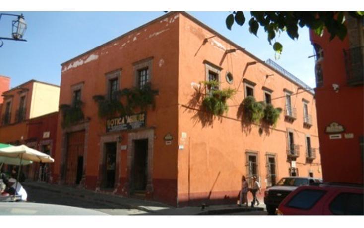 Foto de edificio en venta en  , san miguel de allende centro, san miguel de allende, guanajuato, 1927507 No. 01
