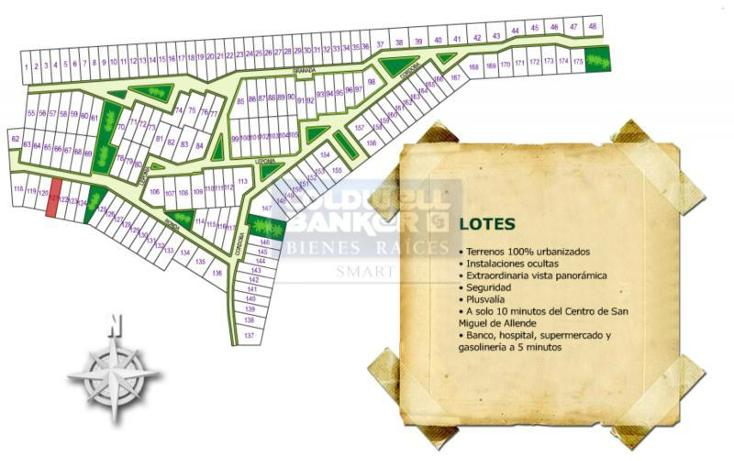 Foto de terreno habitacional en venta en  , san miguel de allende centro, san miguel de allende, guanajuato, 467668 No. 07