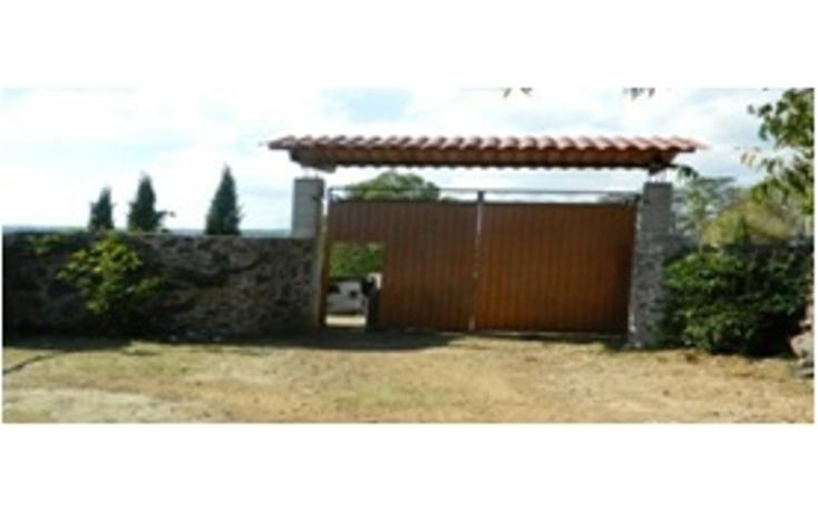 Foto de terreno comercial en venta en  , san miguel de la victoria, jilotepec, méxico, 1460997 No. 01