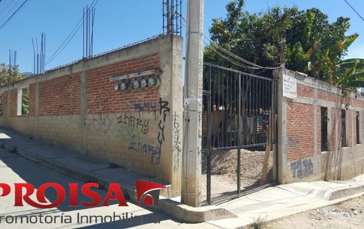 Foto de casa en venta en  , san miguel etla, san juan bautista guelache, oaxaca, 1640217 No. 01