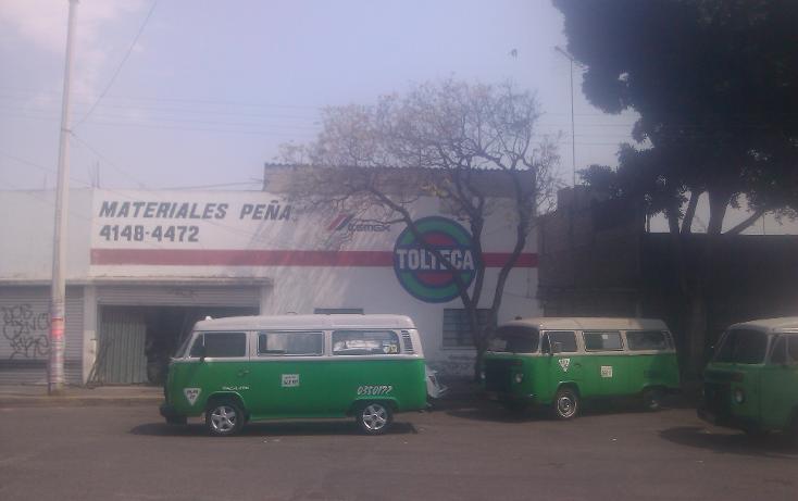 Foto de local en venta en  , san miguel, iztapalapa, distrito federal, 1660438 No. 01