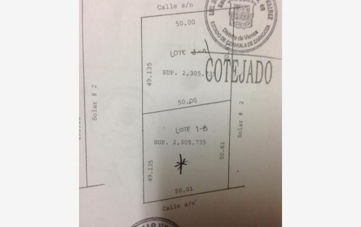 Foto de terreno comercial en venta en  , san miguel, matamoros, coahuila de zaragoza, 695685 No. 04