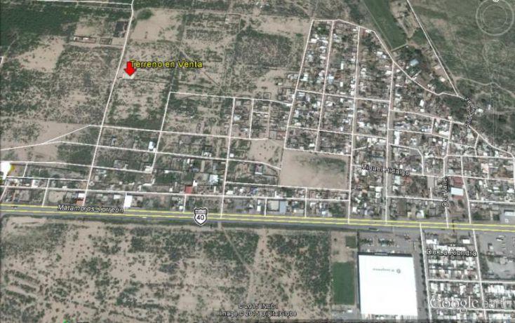 Foto de terreno comercial en venta en, san miguel, matamoros, coahuila de zaragoza, 960469 no 01