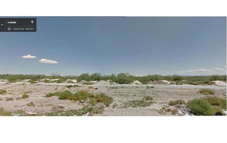 Foto de terreno habitacional en venta en  , san miguel, matamoros, coahuila de zaragoza, 982499 No. 01