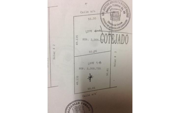 Foto de terreno habitacional en venta en  , san miguel, matamoros, coahuila de zaragoza, 982499 No. 04